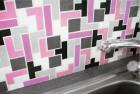 Tetris-Fliesen