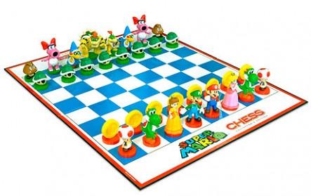 Super Mario Schach