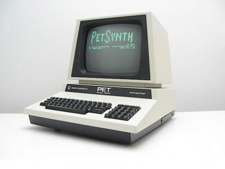 PetSynth auf einem PET 4032