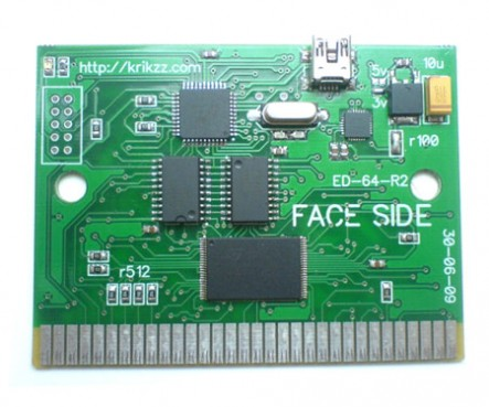 Sega Mega Drive Flash-Karte