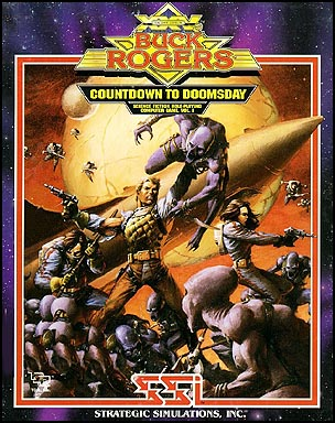BuckRogers Cover