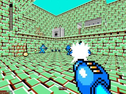 Mega Man: 8Bit Deathmatch