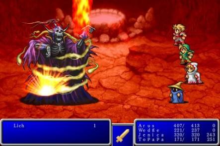 """""""Final Fantasy"""" für iPhone/iPod touch"""