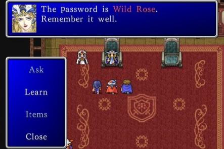 """""""Final Fantasy II"""" für iPhone/iPod touch"""