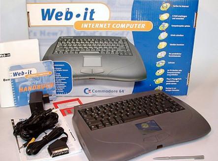 Commodore 64 Web.it