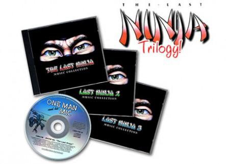 Last Ninja Music Collection