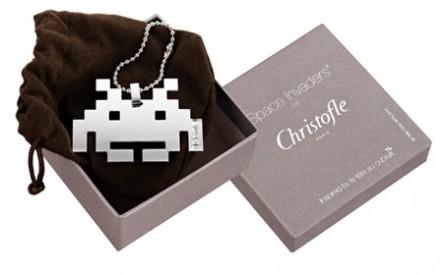 Space Invader von Christofle