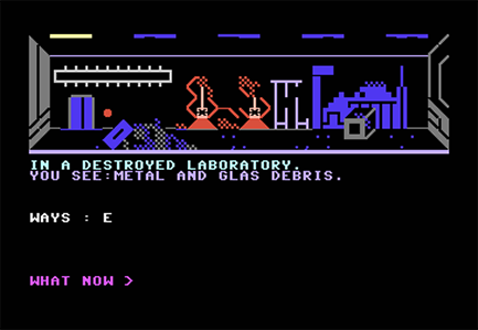 """""""Astrolab"""" Ingame-Screenshot"""