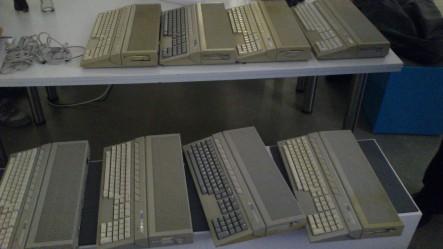 Atari-Sammlung