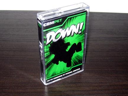 Down (Commodore PET)