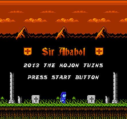 Sir Ababol (NES)