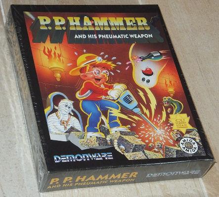 P. P. Hammer Amiga (OVP)