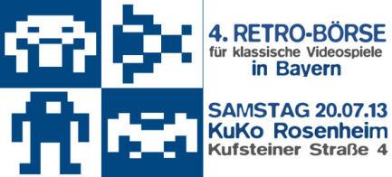 4. Retro-Börse für klassische Videospiele in Bayern