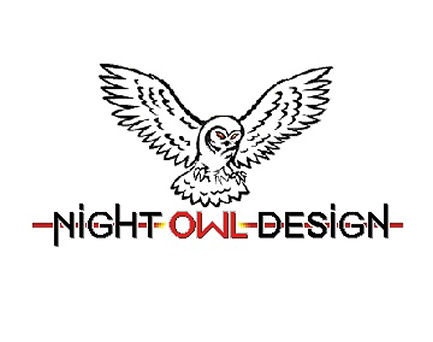 Night Owl Design (Logo)