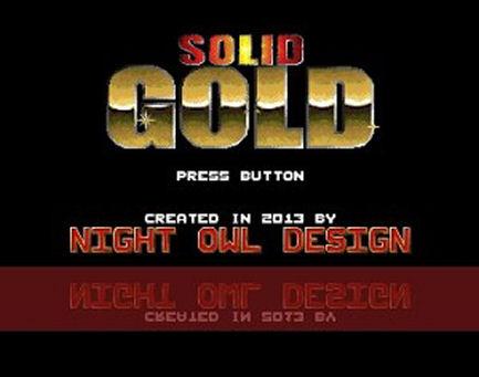 Solid Gold (Amiga OCS) (Startscreen)