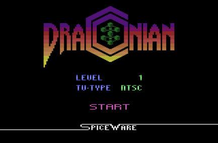 Draconian - Atari VCS
