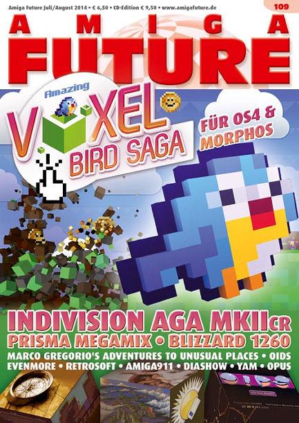 Amiga Future Ausgabe #109