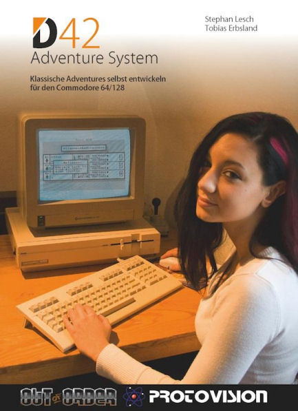 D42 Adventure System (C64)