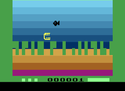 Underwater Predator (Atari VCS)