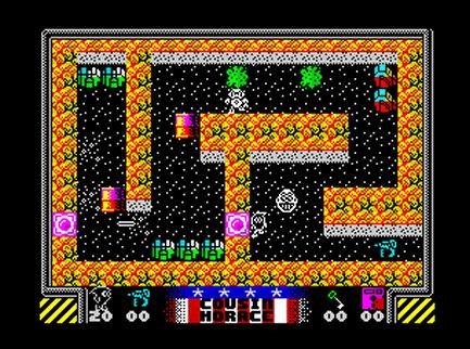 Cousin Horace (ZX Spectrum)