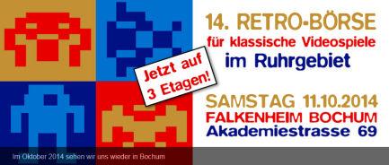 Retro-Börse Bochum