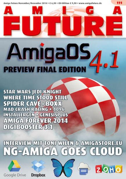 Amiga Future #111