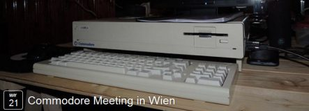 Commodore-Meeting Wien 2016