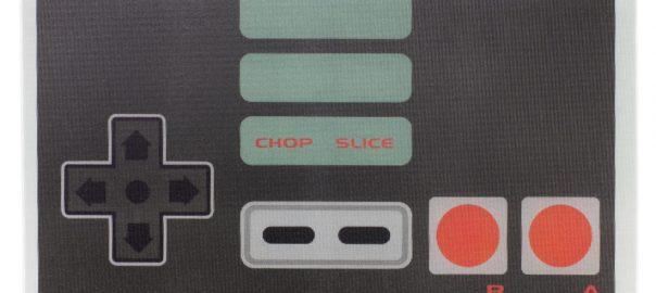 Schneidebrett Nintendo Controller