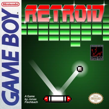 Retroid (Cover Art)