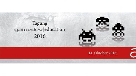 gamedev|education 2016