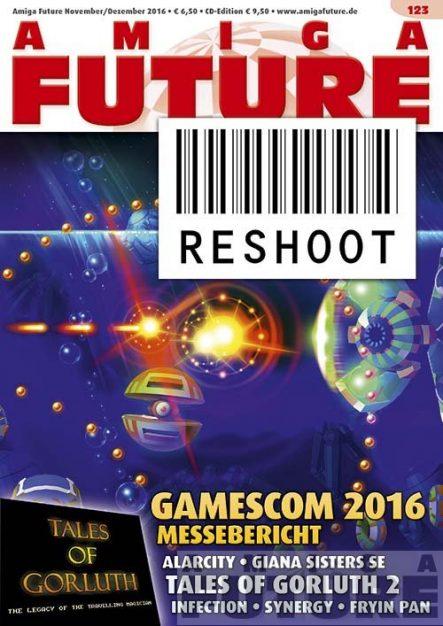 Amiga Future #123