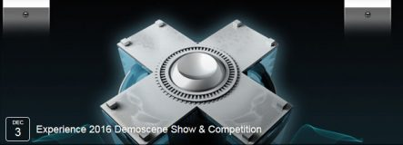 Experience 2016 Demoscene Show & Competition