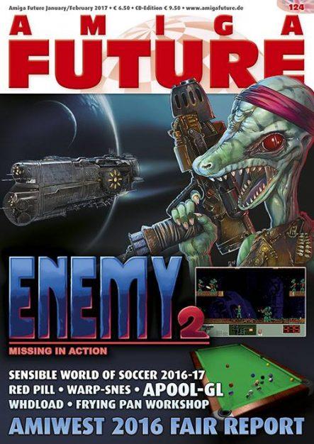 Amiga Future #124