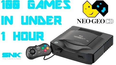 100_SNK_Neo_Geo_CD_Games