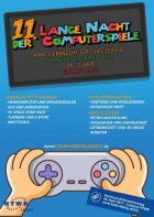 11. Lange Nacht der Computerspiele