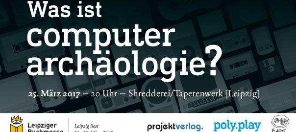 Was ist Computerarchäologie?