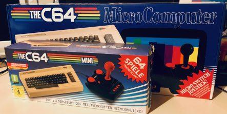 C64 Maxi und Mini